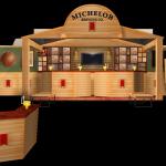 Michelob Mobile Bar Concept