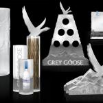 Grey Goose Ice Sculptures Concept