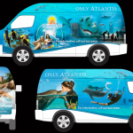 Atlantis Van Wrap
