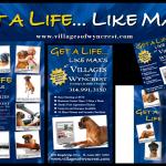Village of Wyncrest Max Dog Ad