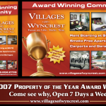 Village of Wyncrest Property of the Year Ad