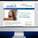 Plumbers911STL Website Design and Development