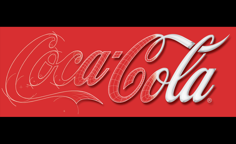 Evolution of Coca Cola Logo