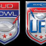 Bud Bowl and UFL Logos
