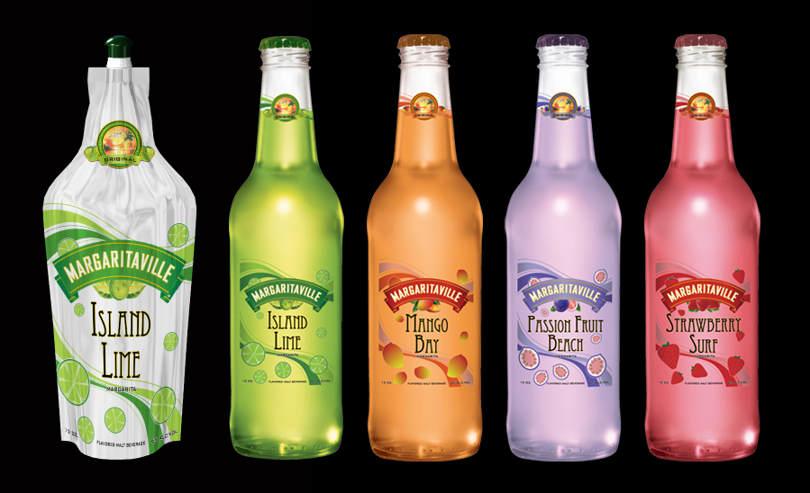 Margaritaville Bottle Concepts