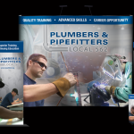 Pipefitters Trade Show Displays