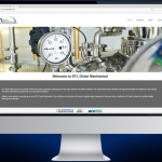 STL Direct Mechanical Website Design and Development