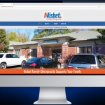 Nisbet Family Chiropractic Website Development